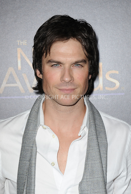 WWW.ACEPIXS.COM<br /> <br /> February 27 2015, LA<br /> <br /> Ian Somerhalder arriving at the 3rd Annual Noble Awards at The Beverly Hilton Hotel on February 27, 2015 in Beverly Hills, California.<br /> <br /> <br /> By Line: Peter West/ACE Pictures<br /> <br /> <br /> ACE Pictures, Inc.<br /> tel: 646 769 0430<br /> Email: info@acepixs.com<br /> www.acepixs.com
