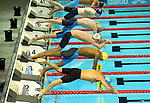 19.08.2014, Velodrom, Berlin, GER, Berlin, Schwimm-EM 2014, im Bild 200m Medley - Men, Bahn 4 - Philip Heintz (GER), Start<br />               <br /> Foto © nordphoto /  Engler