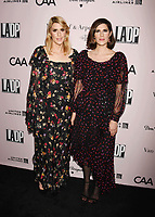 LOS ANGELES, CA - OCTOBER 19: Kate Mulleavy and Laura Mulleavy attend L.A. Dance Project's Annual Gala at Hauser & Wirth on October 19, 2019 in Los Angeles, California.<br /> CAP/ROT/TM<br /> ©TM/ROT/Capital Pictures