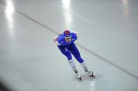 SCHAATSEN: GRONINGEN: Sportcentrum Kardinge, 02-02-2013, Seizoen 2012-2013, Gruno Bokaal, Jos de Vos, ©foto Martin de Jong