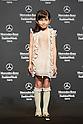 Rio Suzuki, Oct 14, 2013 : Rio Suzuki wearing Missoni attends Mercedes-Benz Fashion Week Tokyo 2014 S/S Openig Ceremony at Shibuya Hikarie Tokyo Japan on 14 Oct 2013