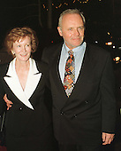 """Anthony Hopkins arrives at the Warner Theatre for the Washington, D.C. Premiere of his latest movie """"Amistad"""" on December 4, 1997..Credit: Ron Sachs / CNP"""