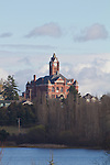 Port Townsend, Jefferson County Courthouse, Victorian architecture,