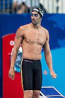 MAGNINI Filippo ITA<br /> 200 Freestyle Men Heats<br /> Swimming - Kazan Arena<br /> Day11 03/08/2015<br /> XVI FINA World Championships Aquatics Swimming<br /> Kazan Tatarstan RUS July 24 - Aug. 9 2015 <br /> Photo A.Masini/Deepbluemedia/Insidefoto
