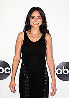 BEVERLY HILLS, CA - August 7: Alyssa Diaz, at Disney ABC Television Hosts TCA Summer Press Tour at The Beverly Hilton Hotel in Beverly Hills, California on August 7, 2018. <br /> CAP/MPIFS<br /> &copy;MPIFS/Capital Pictures