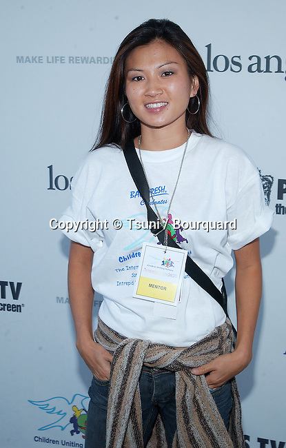 Michelle Krusiec arriving at the 2002 International Day of the Child At-Risk at Santa Monica Pier in Los Angeles. November 10, 2002.           -            KrusiecMichelle144.jpg