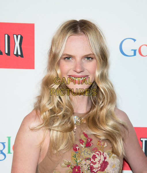 WASHINGTON, DC - MAY 2: Anne V attending the Google and Netflix party to celebrate White House Correspondents' Dinner on May 2, 2014 in Washington, DC.  <br /> CAP/MPI/RTNMelvin<br /> &copy;RTNMelvin/MediaPunch/Capital Pictures