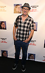 "David Cale attends the Off-Broadway Opening Night of ""Jacqueline Novak: Get On Your Knees"" at the Cherry Lane Theatre on July 22, 2019 in New York City."