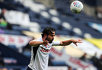Preston North End's Joe Rafferty takes a throw in<br /> <br /> Photographer Alex Dodd/CameraSport<br /> <br /> The EFL Sky Bet Championship - Leeds United v Barnsley - Thursday 16th July 2020 - Elland Road - Leeds<br /> <br /> World Copyright © 2020 CameraSport. All rights reserved. 43 Linden Ave. Countesthorpe. Leicester. England. LE8 5PG - Tel: +44 (0) 116 277 4147 - admin@camerasport.com - www.camerasport.com<br /> <br /> Photographer Alex Dodd/CameraSport<br /> <br /> The EFL Sky Bet Championship - Preston North End v Birmingham City - Saturday 18th July 2020 - Deepdale Stadium - Preston<br /> <br /> World Copyright © 2020 CameraSport. All rights reserved. 43 Linden Ave. Countesthorpe. Leicester. England. LE8 5PG - Tel: +44 (0) 116 277 4147 - admin@camerasport.com - www.camerasport.com