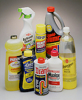 BASES IN COMMON HOUSEHOLD PRODUCTS<br />