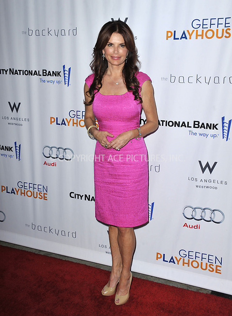 WWW.ACEPIXS.COM....May 13 2013, LA......Roma Downey at the 'Backstage At The Geffen' honoring Billy Crystal at Geffen Playhouse on May 13, 2013 in Los Angeles, California.......By Line: Peter West/ACE Pictures......ACE Pictures, Inc...tel: 646 769 0430..Email: info@acepixs.com..www.acepixs.com