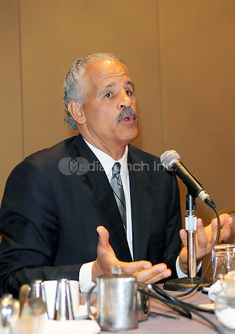 HOLLYWOOD, FL - MARCH 18: Stedman Graham attends The Jazz in the Gardens Women's Impact Luncheon at The Westin Diplomat Resort and Spa on March 18, 2011 in Hollywood, Florida. (photo by: MPI10/MediaPunch Inc.)
