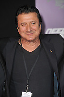 Steve Perry at the U.S. premiere of &quot;Need for Speed&quot; at the TCL Chinese Theatre, Hollywood.<br /> March 6, 2014  Los Angeles, CA<br /> Picture: Paul Smith / Featureflash