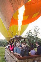 21 January 2018 - Hot Air Balloon Gold Coast & Brisbane