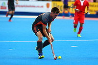 Thierry Brinkman of the Netherlands during the Hockey World League Quarter-Final match between Netherlands and China at the Olympic Park, London, England on 22 June 2017. Photo by Steve McCarthy.<br /> <br /> Netherlands v China at the Olympic Park, London, England on 22 June 2017. Photo by Steve McCarthy.