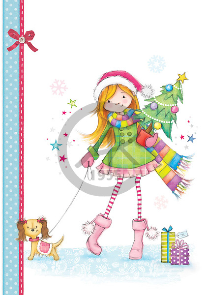 Sharon, CHRISTMAS CHILDREN, WEIHNACHTEN KINDER, NAVIDAD NIÑOS, GBSS, paintings+++++,GBSSC75XOJA,#XK#
