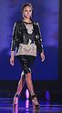 "Angelica Michibata, Sep 14, 2013 : Tokyo, Japan : Angelica Michibata walks the runway during the ""TOKYO RUNWAY 2013 Autumn/ Winter"" in Tokyo, Japan on September 14, 2013. - KAWI JAMELE"