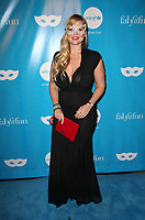 LOS ANGELES, CA - OCTOBER 27:  Elena Samodanova, at UNICEF Next Generation Masquerade Ball Los Angeles 2017 At Clifton's Republic in Los Angeles, California on October 27, 2017. Credit: Faye Sadou/MediaPunch /NortePhoto.com