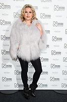 Lady Nadia Essex<br /> arriving for the Natural History Museum Ice Rink launch party 2017, London<br /> <br /> <br /> ©Ash Knotek  D3340  25/10/2017