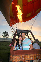 15 February 2018 - Hot Air Balloon Gold Coast and Brisbane