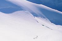 Glacier de Miage, Mont Blanc range, France, 1997