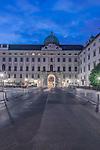 Europe, Austria, Vienna, Hofburg Palace