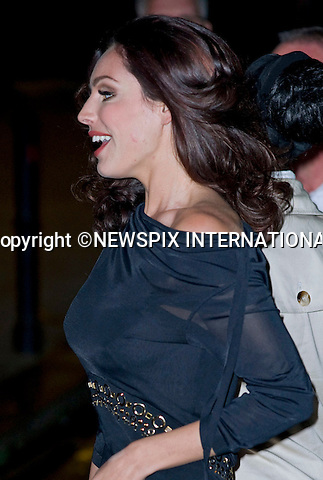 """KELLY BROOK.Arrives with a lipstick mark on her left cheek.2010 Prince's Trust Rock Gala.The Prince's Trust Rock Gala 2010 supported by Novae, Royal Albert Hall, London_17/11/2010.Mandatory Photo Credit: ©Dias/Newspix International..**ALL FEES PAYABLE TO: """"NEWSPIX INTERNATIONAL""""**..PHOTO CREDIT MANDATORY!!: NEWSPIX INTERNATIONAL(Failure to credit will incur a surcharge of 100% of reproduction fees)..IMMEDIATE CONFIRMATION OF USAGE REQUIRED:.Newspix International, 31 Chinnery Hill, Bishop's Stortford, ENGLAND CM23 3PS.Tel:+441279 324672  ; Fax: +441279656877.Mobile:  0777568 1153.e-mail: info@newspixinternational.co.uk"""