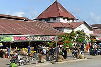 TANZANIA, Zanzibar, Stone town, smarket hall