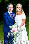 Catherine Hughes and Philip Spillane,Tralee were married at the Church Of The Immaculate Conception Rathass by Fr. John Quinlan on Saturday 22nd October 2016 with a reception at Ballyseede Castle Hotel