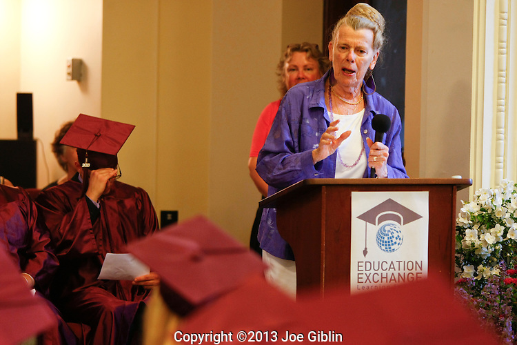 Education Exchange GED Graduation