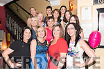 Mary Crowley from Clonakilty celebrated her Hen with friends and Family in the Lord Kenmare Restaurant, Killarney last Saturday night.