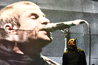 LONDON, ENGLAND - NOVEMBER 28: Liam Gallagher performing at O2 Arena on November 28, 2019 in London, England.<br /> CAP/MAR<br /> ©MAR/Capital Pictures