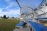 General view of the ground during Essex CCC vs Glamorgan CCC, Specsavers County Championship Division 2 Cricket at the Essex County Ground on 13th September 2016