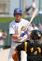Peoria Chiefs Kyle Reynolds during a Midwest League game at O'Brien Field on July 16, 2006 in Peoria, Illinois.  (Mike Janes/Four Seam Images)