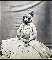 Fascinating album of 19th century India.