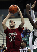 Rochester College at Eastern Michigan University, Mens Varsity College Basketball, 11/23/11