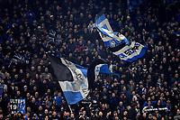 Atalanta fans <br /> Milano 06-11-2019 Stadio San Siro <br /> Football Champions League 2019/2020 Group C <br /> Atalanta - Manchester City <br /> Photo Andrea Staccioli / Insidefoto