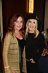 General Hospital's Jacklyn Zeman & Kristen Alderson (One Life To Live) - The 31st Annual Jane Elissa Entertainment Extravaganza to benefit Leukemia, Cancer Research and Broadway Cares Equity Fights Aids on November 5, 2018 at the New York Marriott Marquis, New York City, New York.  (Photo by Sue Coflin/Max Photos)