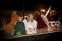 Naples Christmas Parade, Dec. 8, 2009. Photo by Debi Pittman Wilkey, debipittmanwilkey.com.