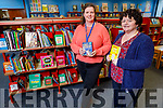 Library staff, Niamh Doyle and Veronica Howard in the County Library in Tralee on Monday, as they get ready for their open day on Saturday February 29th