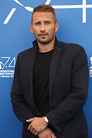 Matthias Schoenaerts attends the 'Racer And The Jailbird (Le Fidele)' photocall during the 74th Venice Film Festival at Sala Casino on September 8, 2017 in Venice, Italy.  <br /> CAP/GOL<br /> &copy;GOL/Capital Pictures