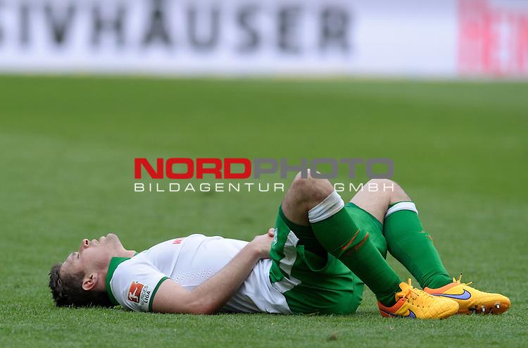 09.05.2015, HDI Arena, Hannover, GER, 1.FBL, Hannover 96 vs Werder Bremen, im Bild Zlatko Junuzovic (Bremen #16)<br /> <br /> Foto &copy; nordphoto / Frisch