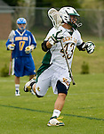 4/19/2009 -- Mars Hill Lions vs. Saint Leo Lions - Wingate, NC, U.S.A: The Saint Leo Lions beat the Mars Hill Lions 15-12 in the Deep South Conference Lacrosse Championship.  Photo by Dirk Weaver