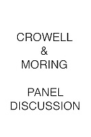 Crowell & Moring Panel Discussion