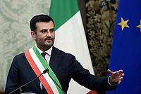 Roma, 18 Dicembre 2017<br /> Antonio Decaro sindaco di Bari.<br /> Riqualificazione periferie, firma Governo Sindaci