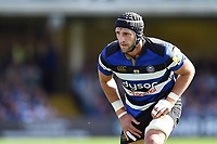 Luke Charteris of Bath Rugby looks on. Aviva Premiership match, between Bath Rugby and Newcastle Falcons on September 23, 2017 at the Recreation Ground in Bath, England. Photo by: Patrick Khachfe / Onside Images
