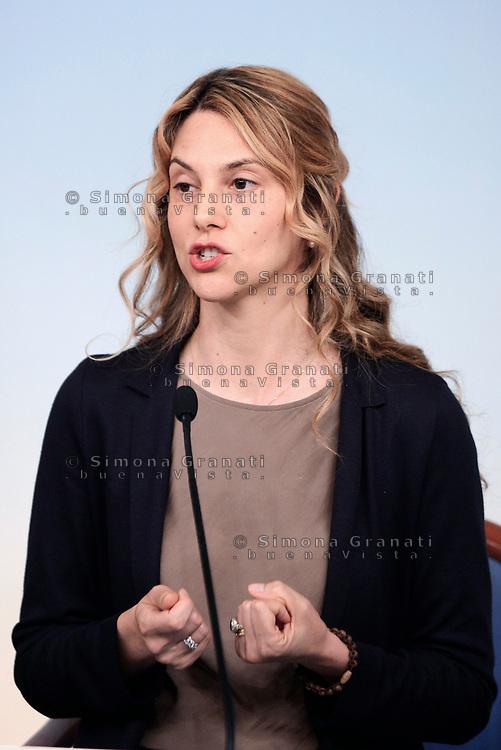 Roma, 15 Giugno 2017<br /> Marianna Madia<br /> La Sottosegretaria alla Presidenza del Consiglioe la Ministra per la Semplificazione e la Pubblica Amministrazione, Marianna Madia, hanno illustrato, in una conferenza stampa a Palazzo Chigi, la direttiva sul lavoro agile.