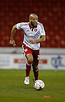 Alex Baptiste of Sheffield Utd - English League One - Sheffield Utd vs Burton Albion - Bramall Lane Stadium - Sheffield - England - 1st March 2016 - Pic Simon Bellis/Sportimage