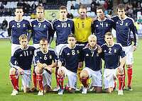 Scotland v Bulgaria Under 21 050911