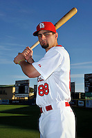 Mar 01, 2010; Jupiter, FL, USA; St. Louis Cardinals infielder Pete Kozma (88) during  photoday at Roger Dean Stadium. Mandatory Credit: Tomasso De Rosa/ Four Seam Images